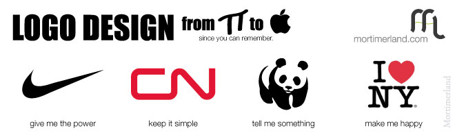 professional logo designer company - mortimerland