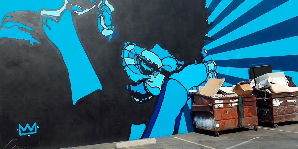 graphic design on street art 4