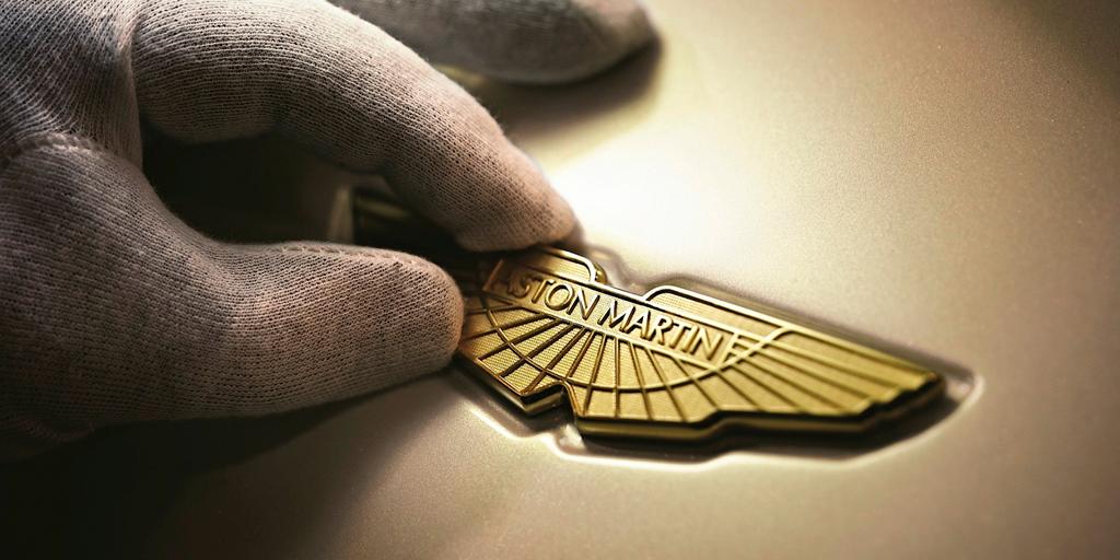 Aston Martin logo design 2