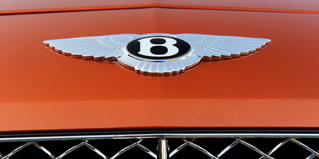 Bentley logo design