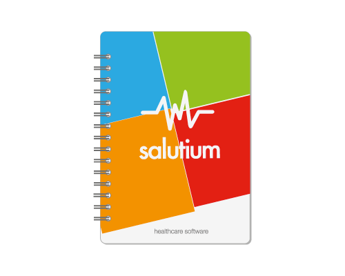 notebook - healthcare company